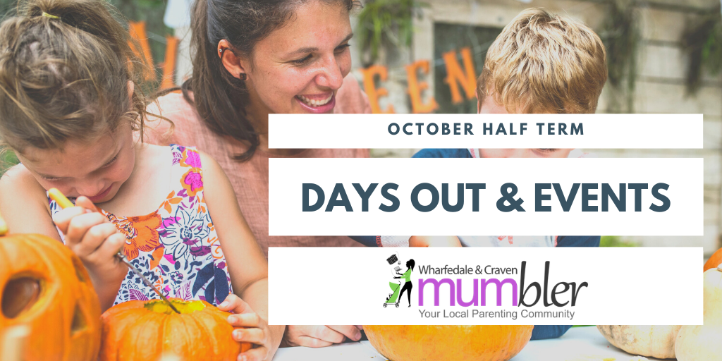 October Half Term Days Out pumkin carving