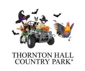 Thornton Hall Country Park Halloween Logo